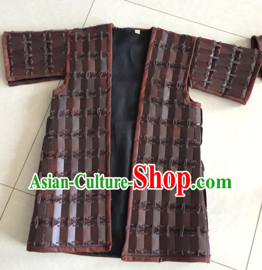 Professional Film Production or Stage Performance Ancient Chinese General Armor Jacket