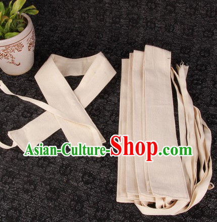Ancient Chinese Style Fake Cotton Hanfu Collar
