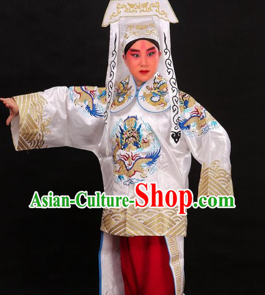 Traditional Chinese Dragon Embroidery Clothes