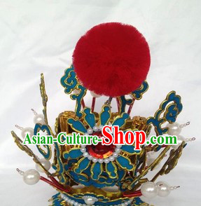 Monkey King Zi Jin Guan Helmet