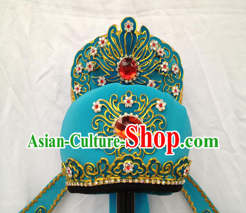 Ancient Chinese Opera Stage Performance Female Hat
