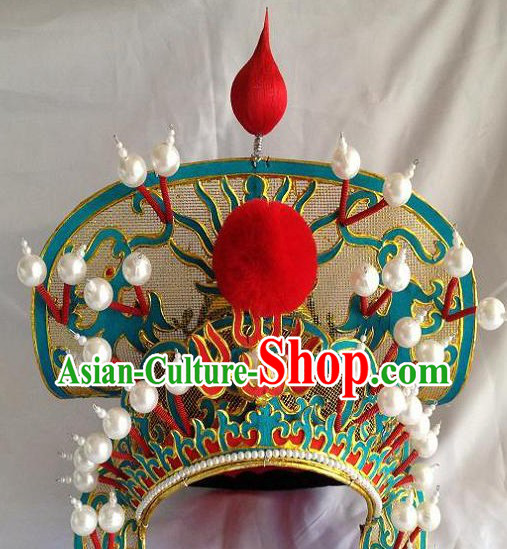 Bian Lian Mask Changing Helmet Hat