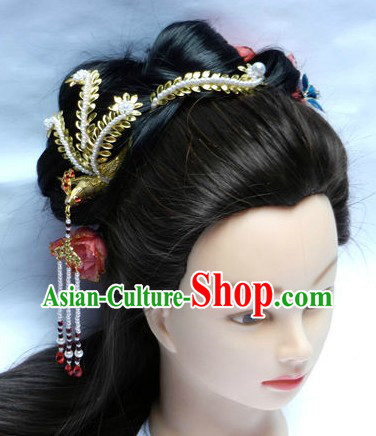 Ancient Chinese Phoenix Hair Accessories