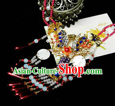 Ancient Chinese Handmade Necklace