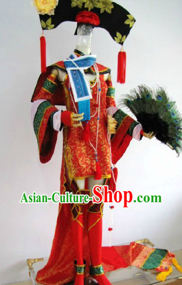 Jian Ning Princess Costumes and Headpieces