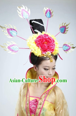 Traditional Chinese Classical Dancing Hair Accessories