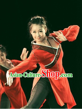 Han and Tang Dynasty Classical Dance Costumes