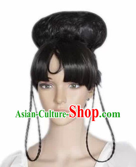 Ancient Chinese Style Female Beauty Wig
