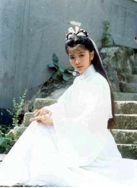 Return of Condor Heroes 1983 Version Xiao Long Nu Costumes Complete Set