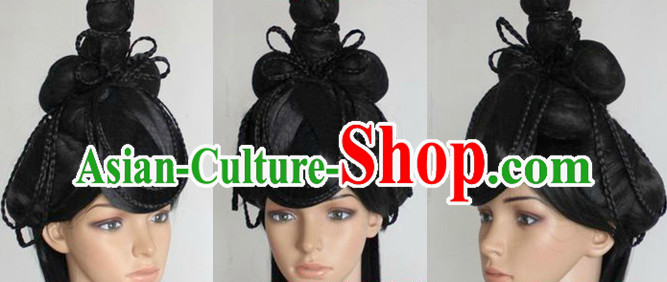 Ancient Chinese Empress Long Wig for Women