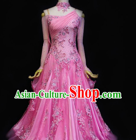 High Quality Professional Latin Dancing Costumes for Women