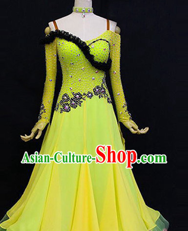New Design High-quality Modern Dancing Contest Costumes for Professional Dancer