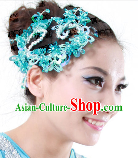Traditional Chinese Dancing Hair Decorations