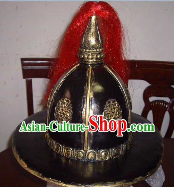 Ancient Chinese Yuan Dynasty General Helmet