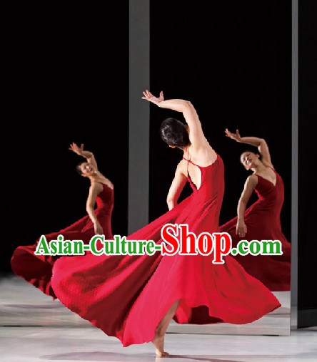 Professional Stage Performance Modern Dance Skirt