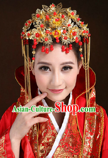 Ancient Chinese Imperial Palace Lady Hair Accessories