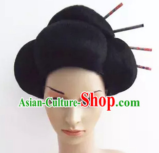 Japanese Traditional Wig for Women