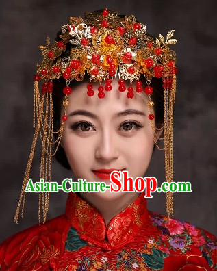 Chinese Wedding Arts Phoenix Crown