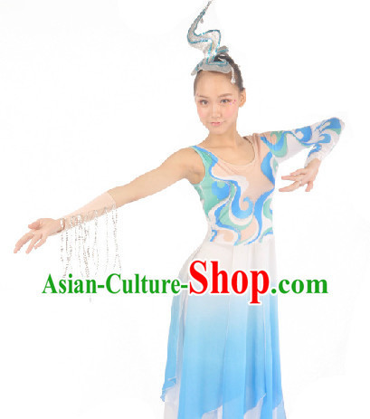 Chinese Classical Dance Dress for Women