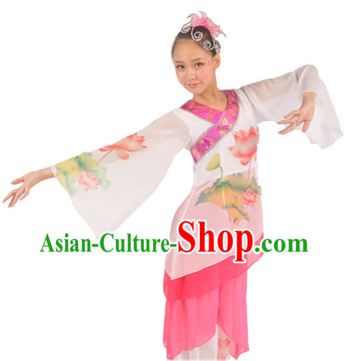 Yangge and Waist Drum Dance Wear