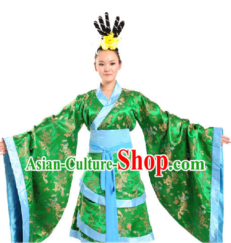 Hanfu, Kimono, Ancient Chinese Traditional Dresses