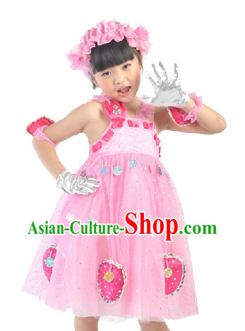 Kids and Children's Dance Costumes