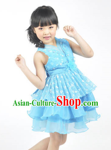 Kids and Children's Dance Suit