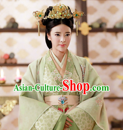 Traditional Chinese Princess Hair Jewelry