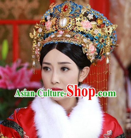 Chinese Imperial Royal Empress Crown