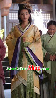Top Traditional Chinese Hanfu Clothes for Women