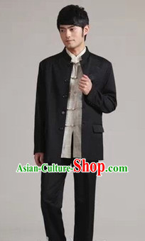 Traditional Chinese Mandarin Blouse, Pants and Shirt Suit