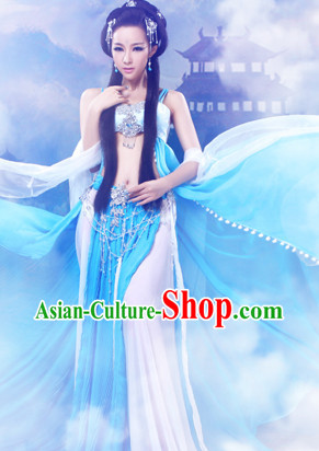 Ancient Asian Style Sexy Clothes for Women