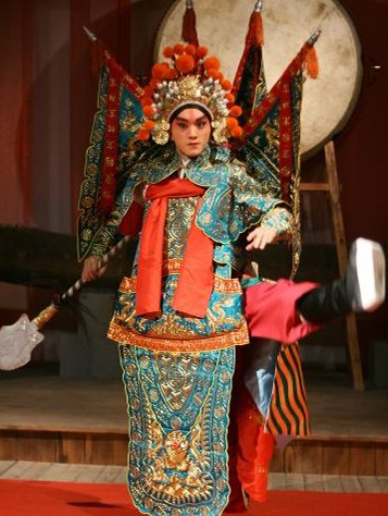 Beijing Opera Clothes