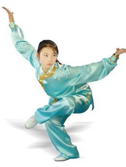 Chinese Wu Shu Clothes