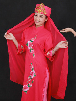 Clothes of Chinese Minority Nationalities