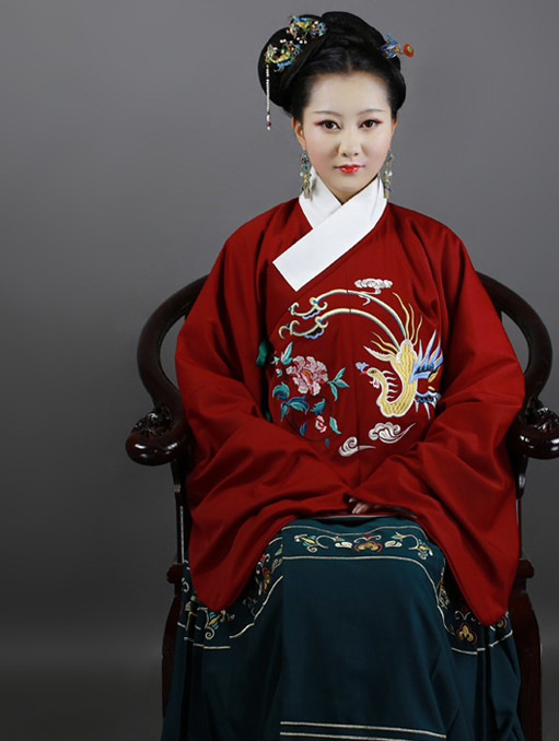 Clothes of Ming Dynasty