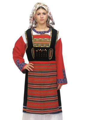 Traditional Greek Clothes