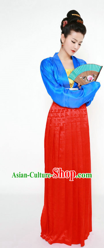 Huafu Ruqun Attire for Women