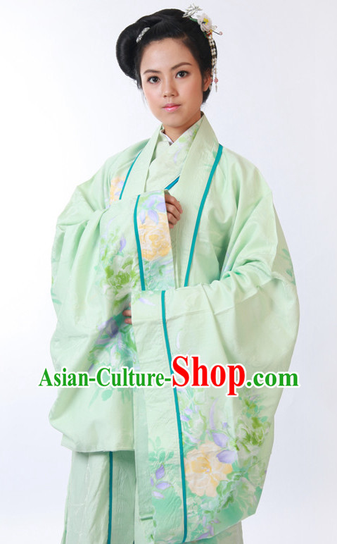 Traditional Chinese Clothing, Chinese Costume, Dressing