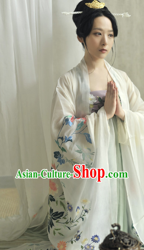 Chinese Traditional Folk Costume Clothing for Women