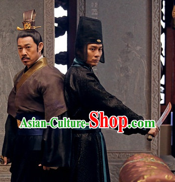 Chinese Traditional Emperor Clothing Men