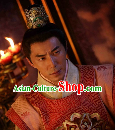 Chinese Prince Headpieces