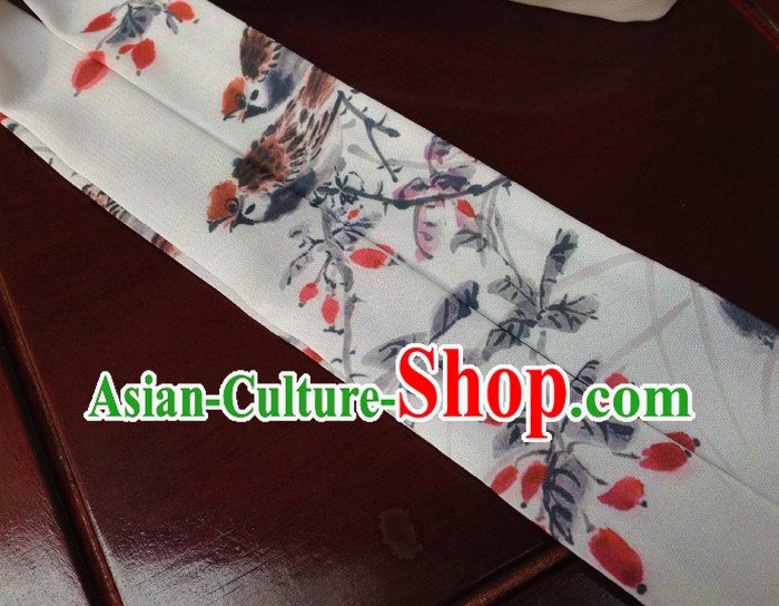 Handmade Traditional Chinese Hair Extensions