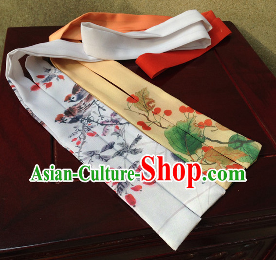 Asian Fashion Flower Headband