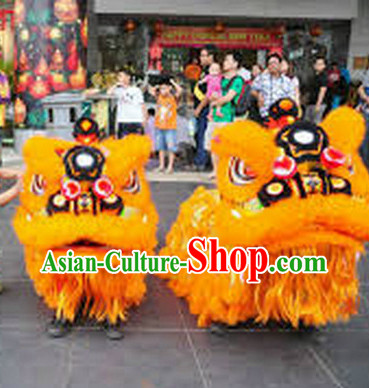 Top Chinese Lion Dance Costumes for Spring Festival
