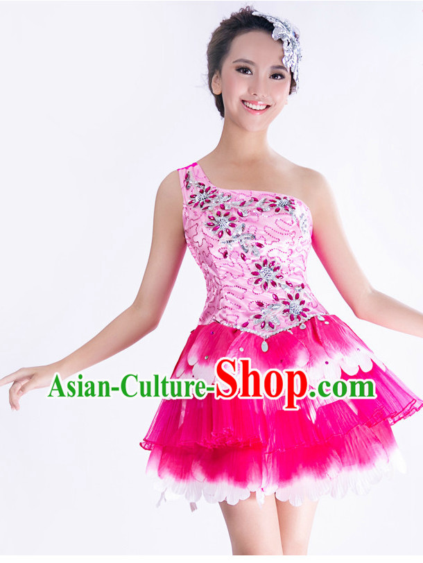 Chinese Dance Costume Dancewear