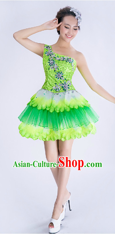 Chinese Stage Dancing Costumes