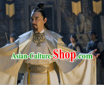 Chinese Traditional Dress  Hanfu Suit for Men