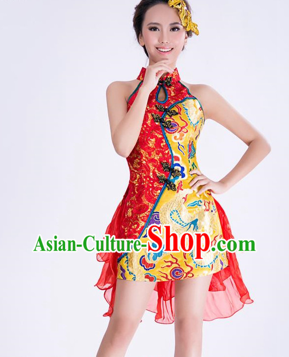 Asian Dance Costumes