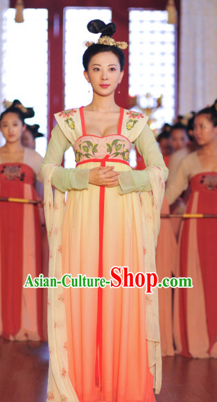 China Tang Dynasty Dress for Women